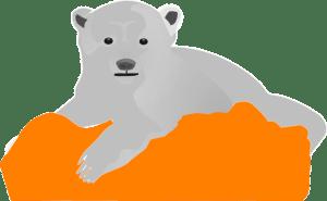 Dětské básničky: Lední medvěd má zánět spojivek (z rubrik Básničky o zvířátkách, Zhudebněné básničky)