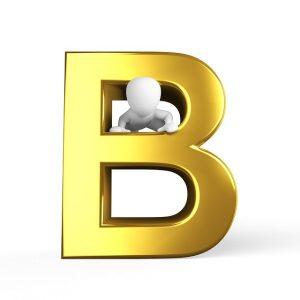 Dětské básničky: B (z rubrik Říkanková abeceda, Zhudebněné básničky)
