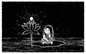 Dětské básničky: Noc je hebká černá deka (z rubrik Básničky na dobrou noc, Zhudebněné básničky)