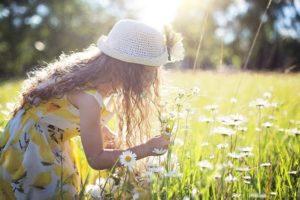 Dětské básničky: Červencové rozpočitadlo (z rubriky Básničky o létu)