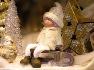Dětské básničky: Milému Ježíškovi (z rubrik Říkanky pro nejmenší, Vánoční básničky)