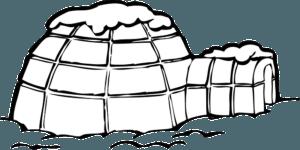 Dětské básničky: Škola na severním pólu (z rubrik Básničky o škole, Básničky o zvířátkách)