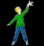 Dětské básničky: rubrika Básničky pro kluky