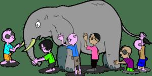 Dětské básničky: Pan Máslo má slona (z rubrik Krátké básničky, Básničky o zvířátkách, Básničky o zdraví)
